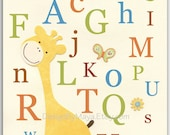 Nursery Art, Kids Print, ...