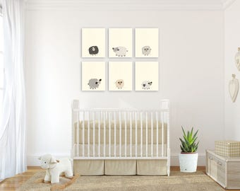 modern nursery decor etsy