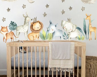family decor Wall art decal baby bedroom crib wall sticker Nursery quote