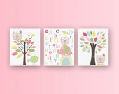 Baby Girl Room Ideas: Nur...