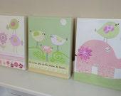 Baby room art, Nursery wa...