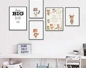 Woodland decor, Baby room...