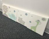 Kids Wall Art Nursery Dec...