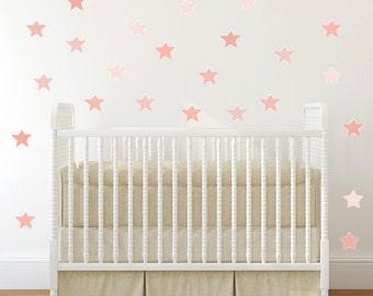 Parete A Pois Fai Da Te : Decalcomanie da muro a pois baby nursery wall decals polka etsy