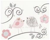 Baby Girl Nursery Decor, ...