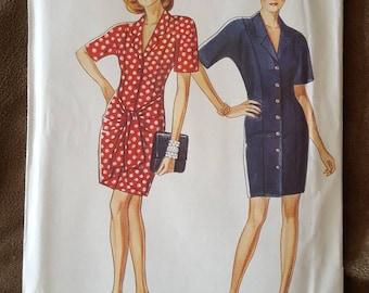 VINTAGE New Look 6000 Misses Dresses 6-16