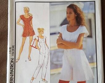 VINTAGE Style 1910 Misses Jumpsuits 6-18 (1991)