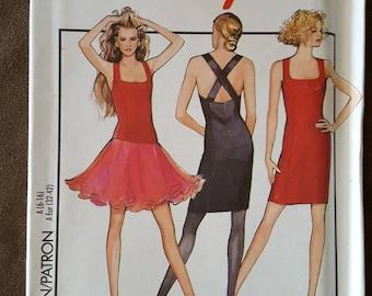 VINTAGE Style 1994 Misses Dresses 6-16 (1991)
