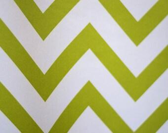 5 feet x 6 feet Lime Green Chevron Fabric Photography Backdrop SALE!