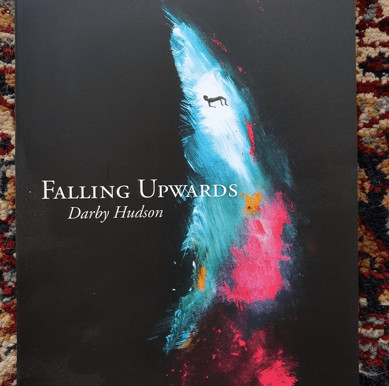 FALLING UPWARDS  paperback image 0