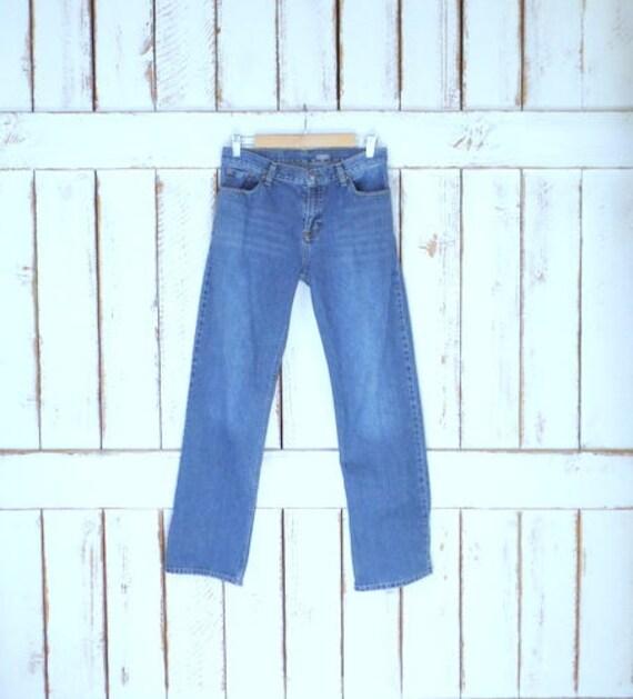 Vintage Polo Ralph Lauren classic straight leg blu
