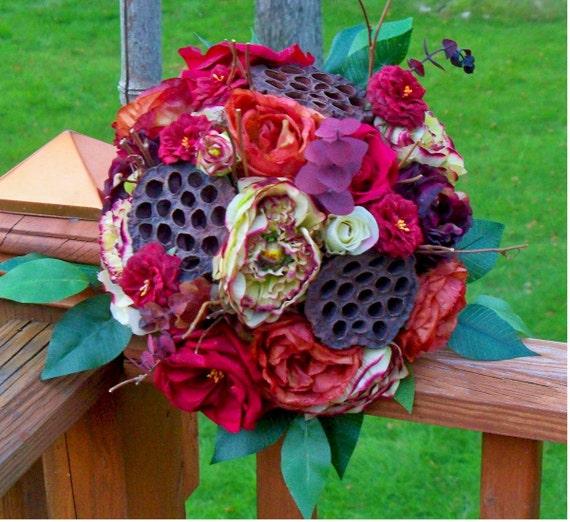 Bridal Fall Bouquet