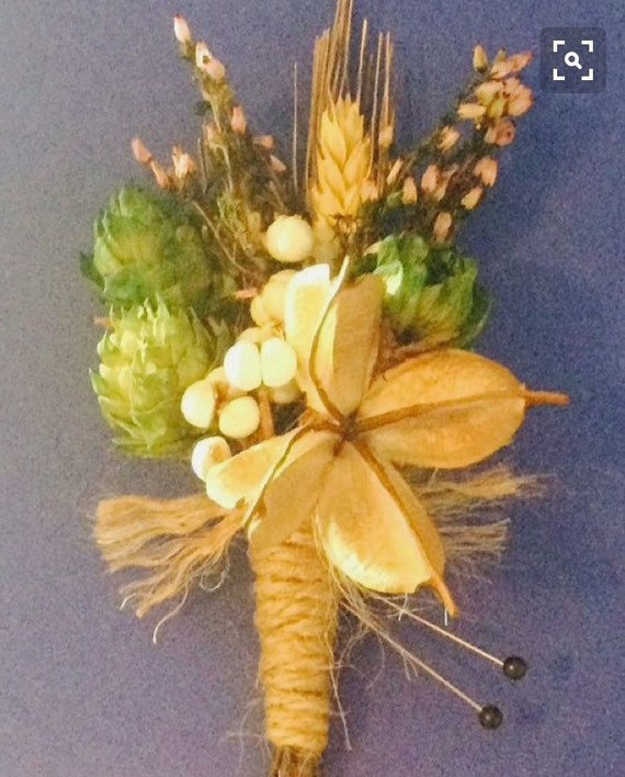 Grooms boutonniere package of 6 boutonnieres