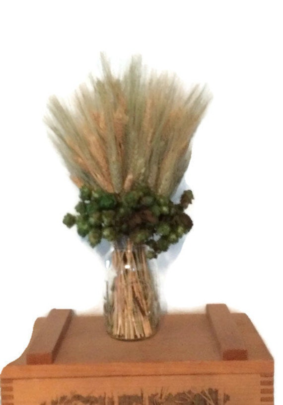 Beer Inspired Centerpieces