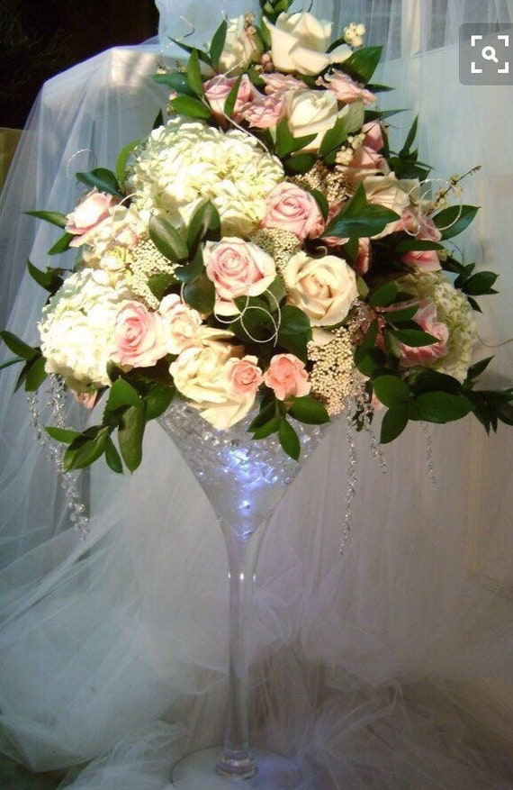 Champagne centerpiece           (local delivery only)