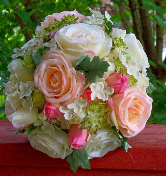Bridal Pastel Bouquet