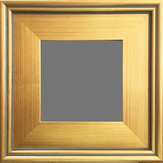 b31f68acaf4 Gold Plein Air Wood Frame 3 wide for small paintings