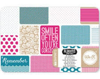 We R Memory Keepers Snapshots Albums Made Easy 62379-3