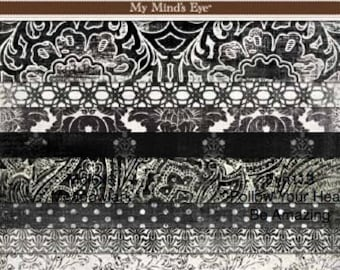 Meadow Lark 6x6 Paper Pad by My Mind's Eye 24 sheets