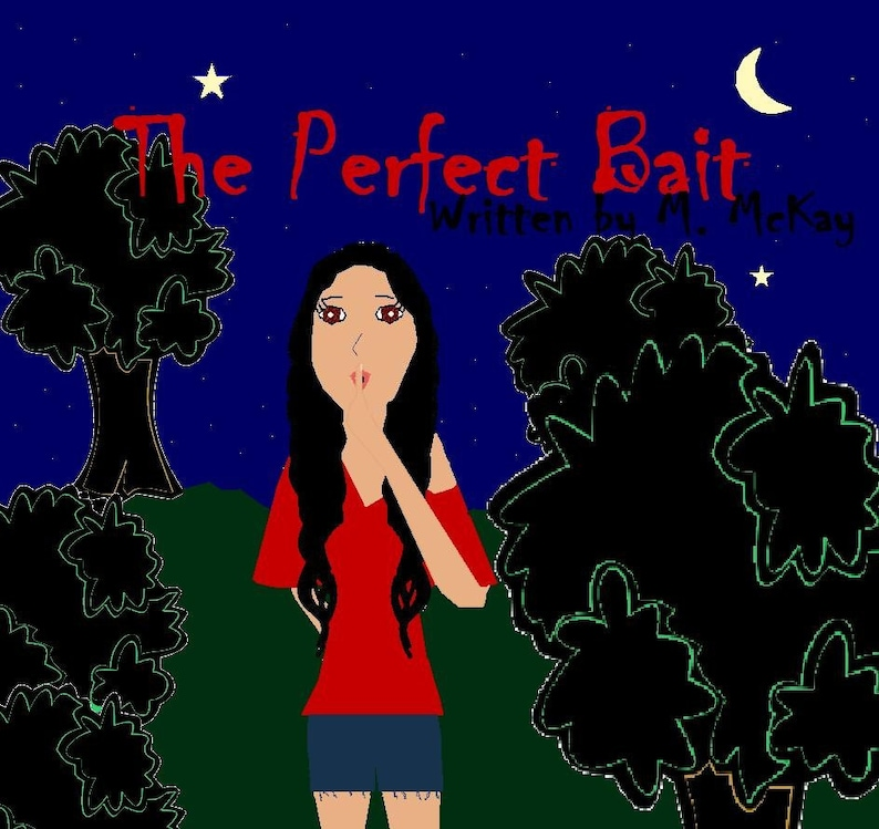 The Perfect Bait - Original Suspense Short Story Instant Download in PDF,  Teen F... The Perfect Bait - Original Suspense Short Story Instant Download  in PDF ...