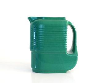 Kühlschrankkrug : Usa art deco pitcher etsy