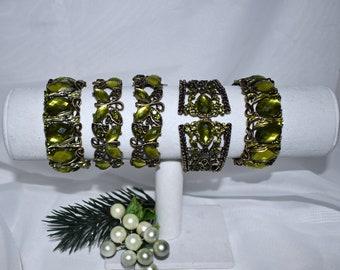 Green Goddess Bracelets