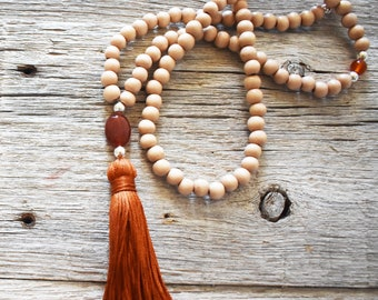 Stone of Courage Mala