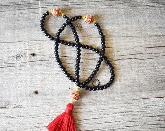 108 Bead Meditation Mala, One Only