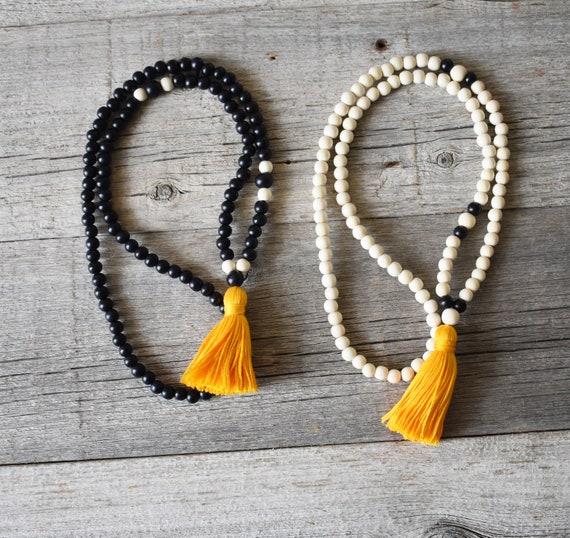 108 Bead Harmony Meditation Mala