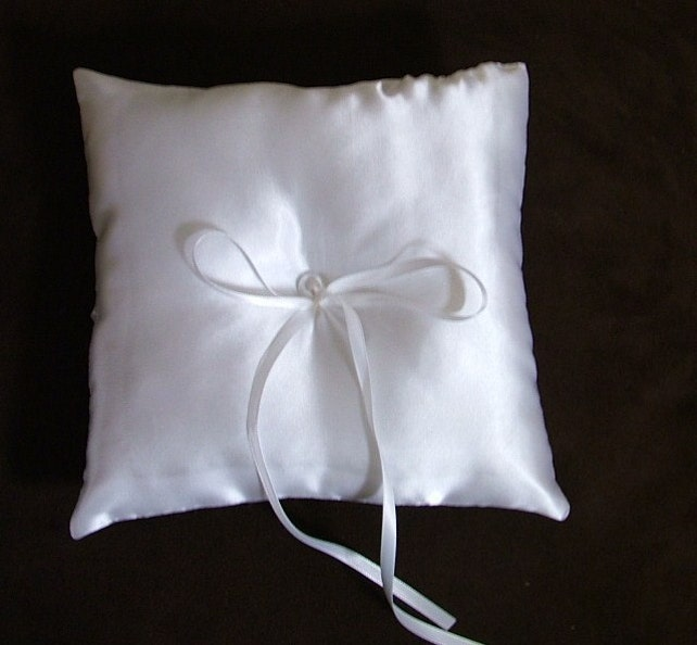 Starfish Flowr Girl Basket Beach Themed Wedding Ring Bearer Pillow