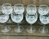 Set of 10 Waterford Crystal Colleen Essence Oversize Balloon Wine Glass