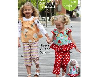 Olive Ann Designs Cutie Pie Pattern