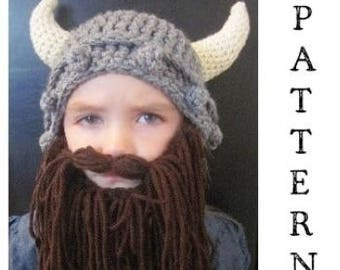 Crochet Beard Etsy