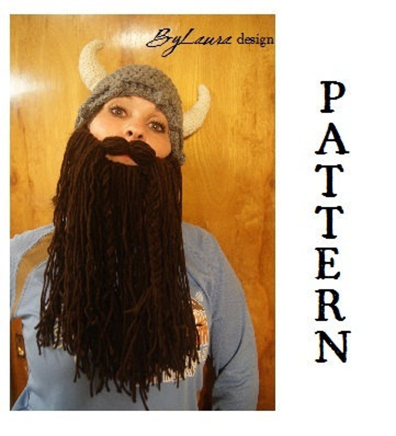 PATTERNViking Hat image 0