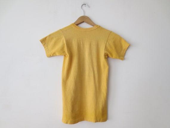 Vintage '60s T-Shirt, Chicago 36th Democratic War… - image 2