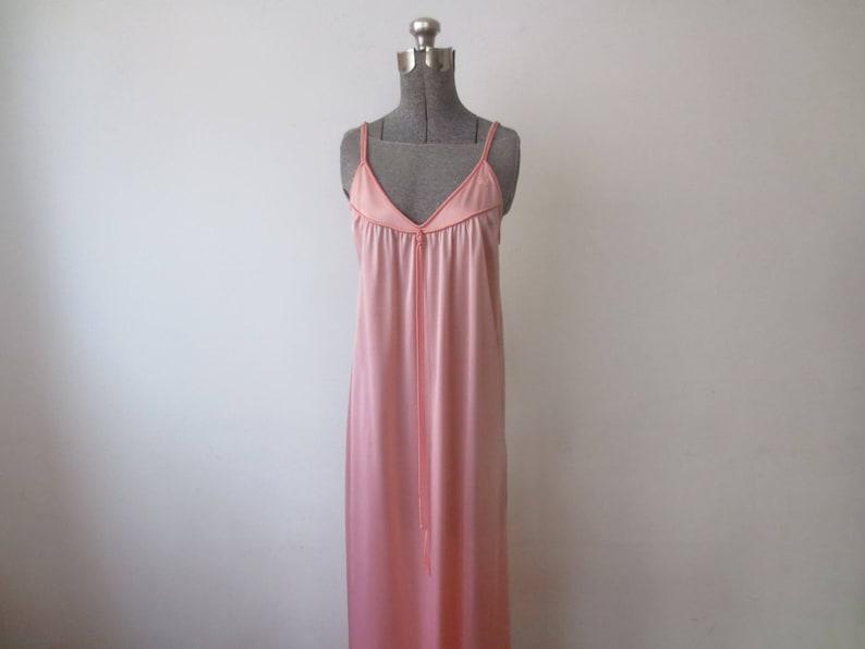8767b2817c1d72 Vintage 70er Diane Von Fürstenberg für RE-7 Lachs rosa | Etsy