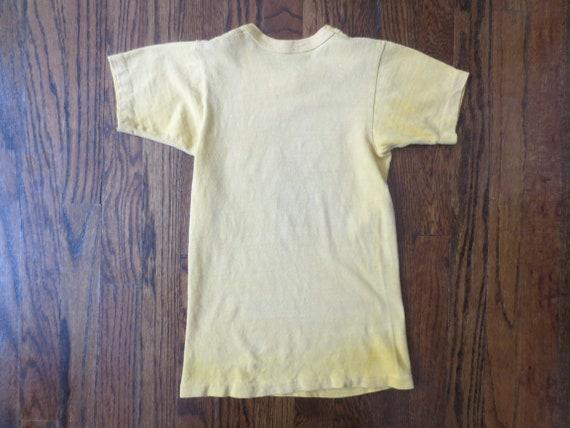 Vintage '60s T-Shirt, Chicago 36th Democratic War… - image 4