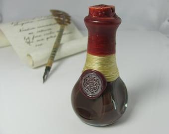 Brown India Ink