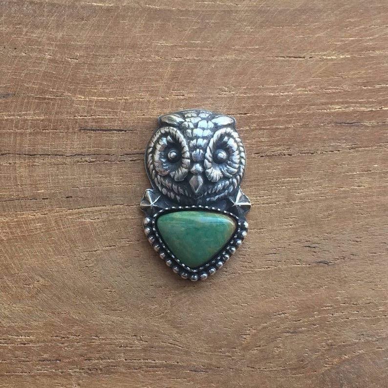 Made to Order  The Gazer petite in Sterling Silver and image 0