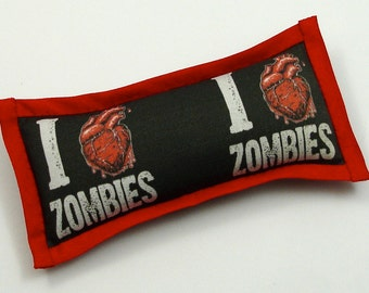 Zombie Cat Toys, Catnip Zombie Toy, I Love Zombies, The Walking Dead Cat Toy, Bleeding Heart Cat Pillow, Cool Cat Toys, ZOMBIE CAT
