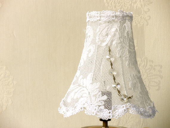 Cream Vintage Lace Lamp Shade Free Shipping Shabby Chic Lamp Lace Table Lamp Bedroom Light Decor Country French Vintage Lighting