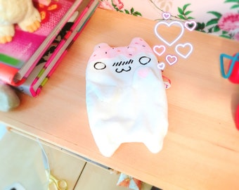 Sprinkles Kitty Zip Pouch