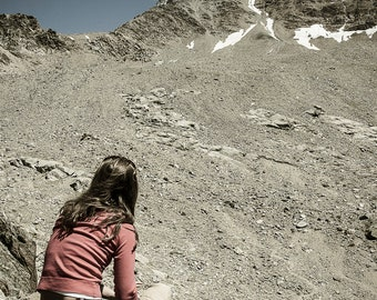 Mountain Meditation 2 - Fine Art Photography - Wall Décor - Nature Photography