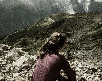 Mountain Meditation 1 - Fine Art Photography - Wall Décor - Nature Photography
