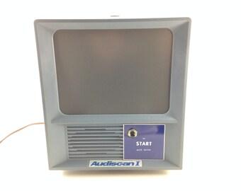 Vintage Audiscan I Sound - Filmstrip Cartridge Projector