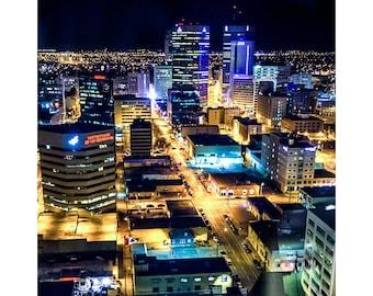 Winnipeg Lights