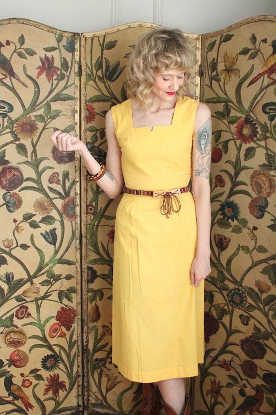 Early 1940s Dress // Eternal Sunshine Dress & Bol… - image 5