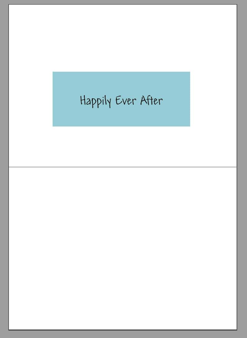Wedding Date Photos Custom Wedding Card Wedding card for couple Custom Date Photos