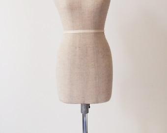 Mini Mannequin/ Dummy/ Dress Form - Beige