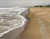 Limantour Beach - giclee ...